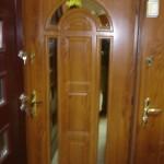 4 drzwi Kędziora Universal Podkowa Szyba Reflex